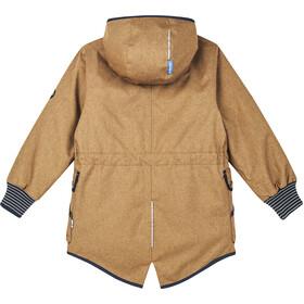 Finkid Kaveri Ice Jacket Girls cinnamon/navy